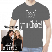 Haley & Michaels Tee and EP Bundle